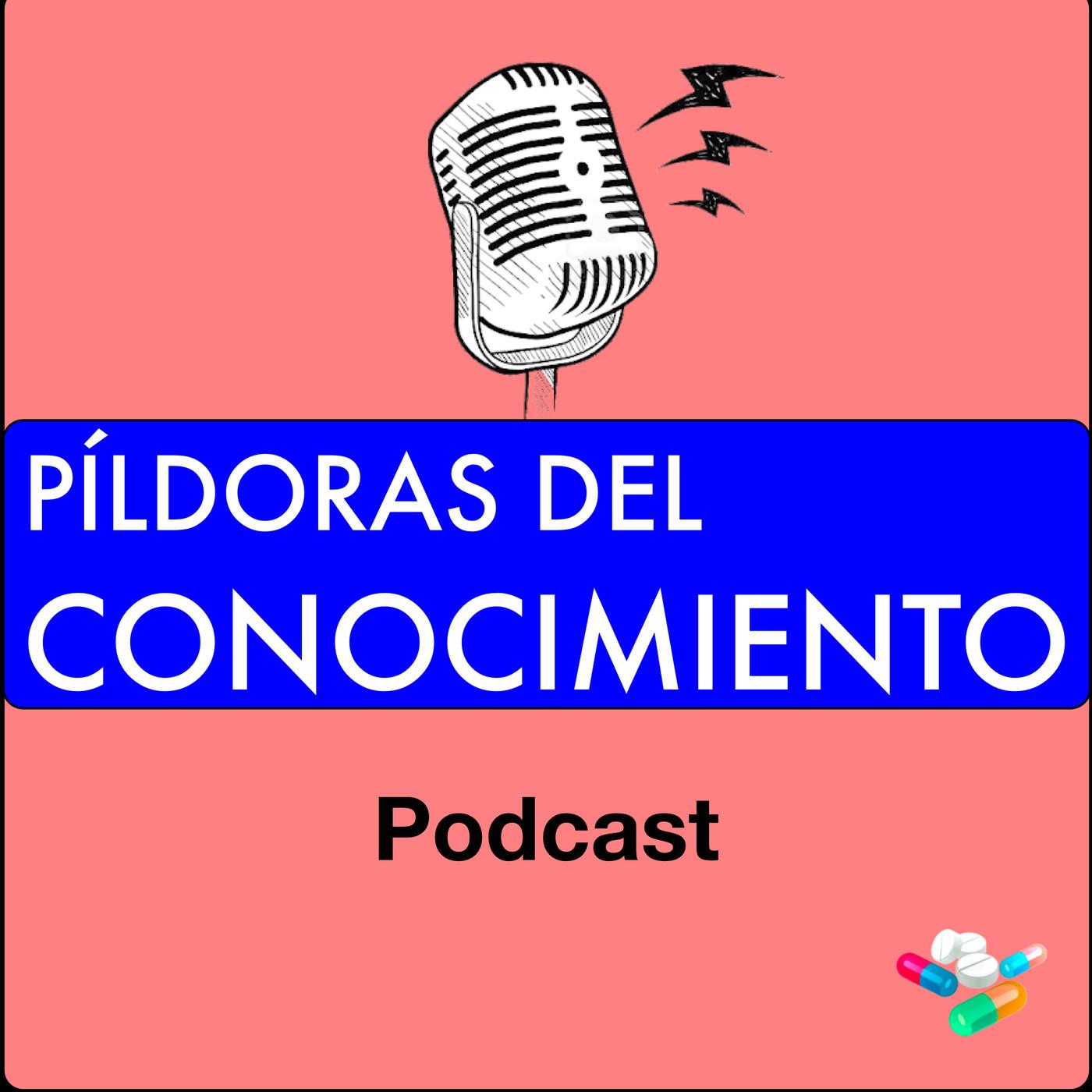 Logotipo del Podcast Pildoras del Conocimiento